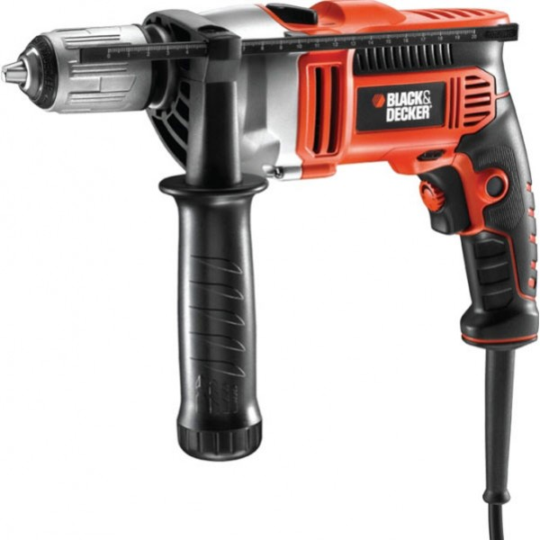 Bušilica udarna KR705K Black and Decker